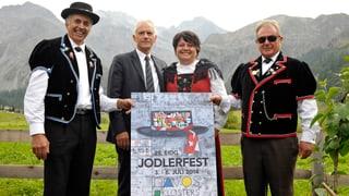 Eidgenössisches Jodlerfest Davos mit neuer Kategorie