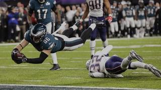 Spielzug für Spielzug: So gewannen die Philadelphia Eagles