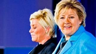 Regierungskoalition in Norwegen steht