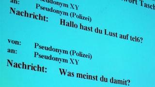 Bundesgericht bremst Polizei-Ermittler bei Chatroom-Überwachung