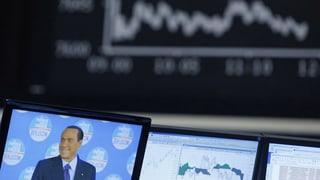 Italien-Wahl: Börsen rasseln ins Minus