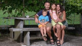 Familie Leonardi aus Castione stellt sich vor