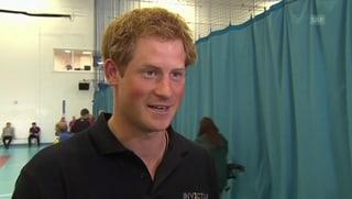 Harry über den royalen Nachwuchs: «William wird noch mehr leiden»