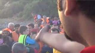 Die Horror-Fahrt: Journalist schmuggelt sich auf Schlepper-Schiff