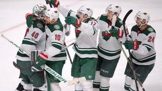 So schlugen sich die NHL-Schweizer in der Nacht auf Freitag