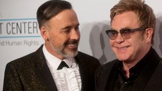 Hochzeit: Dieses Wochenende sagen Elton John und sein Liebster Ja