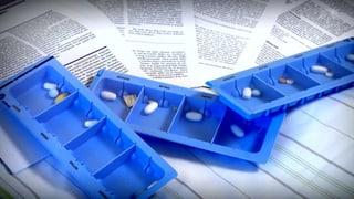 Medikamentenfehler: Risiko für Spitalpatienten