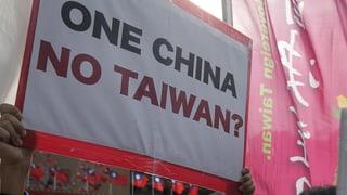 China und Taiwan nähern sich an