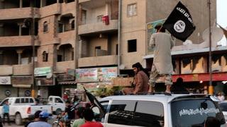 «Die Grenzen zwischen Syrien und Irak sind längst verschwommen»