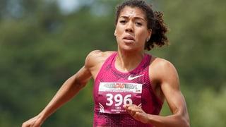 Kambundji läuft 100-m-Rekord