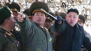 Kim Jong-Un stellt Bedingungen für Dialog
