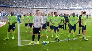 Nach spätem Joker-Tor: Wolfsburg unterliegt dem HSV