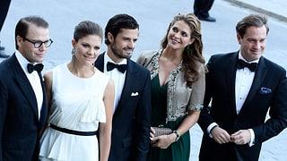 Thronjubiläum: Prinzessin Madeleine stiehlt allen die Show