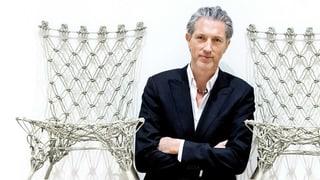 Der Designer, der den leichtesten Stuhl der Welt erfand