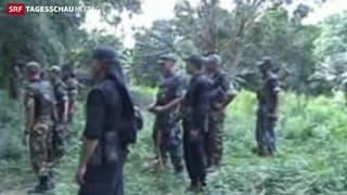 Aufständische töten 62 indische Ureinwohner