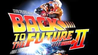 Am 21. Oktober holen wir die Zukunft von «Back to the Future» ein