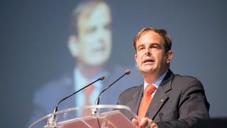 CVP-Präsident Pfister plädiert für «Ecken und Kanten»