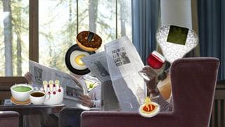 Digital am Sonntag, Nr. 77: Die Emoji-Diät