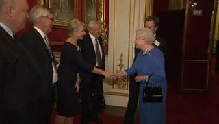 Queen trifft «Queen»