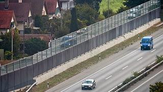 Verkehrslärm: Bund rechnet mit Klagen von 19 Milliarden Franken