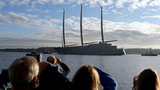 Segelschiff der Superlative