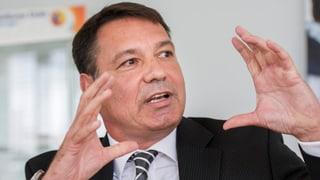 Pascal Brenneisen ist nicht mehr Schweiz-Chef von Novartis