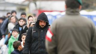 Österreich nimmt nur noch 80 Asylbewerber pro Tag auf