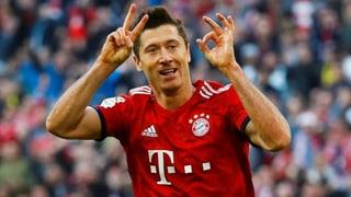 Bayern demontiert Dortmund