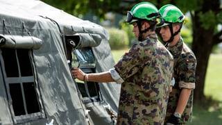 «Armee kommt nur im extremsten Fall zum Einsatz»