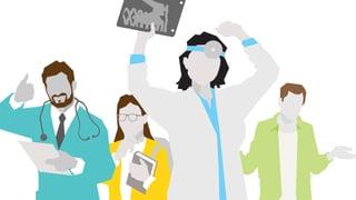 Hobby-Doktor oder Oberarzt? Teste dein Wissen!