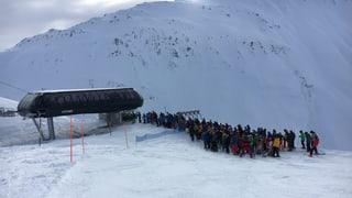 Cun skis ad Andermatt-Sedrun