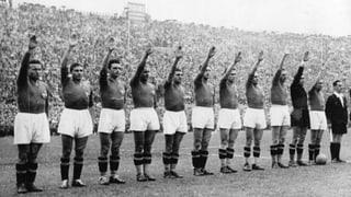 Das war 1938: «Anschluss» Österreichs, WM, Flüchtlinge