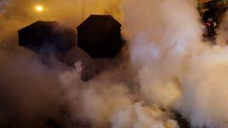 Nach erneuten Zusammenstössen schaltet sich Peking ein
