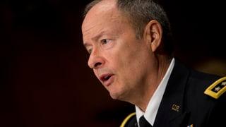 NSA-Chef rechtfertigt die Bespitzelungen