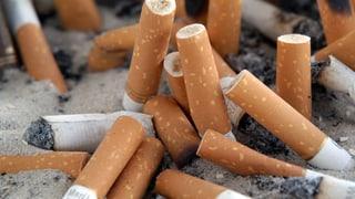 Rund 9500 Tabaktote pro Jahr in der Schweiz