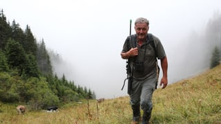 Gabriel Monn, il chatschader cun experientscha speziala (Artitgel cuntegn audio)
