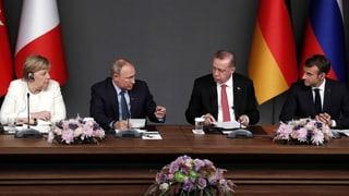 Erdogan lobt «produktive Gespräche»