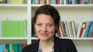 Reina Gehrig bleibt Leiterin der Solothurner Literaturtage