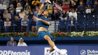 Federer beisst sich gegen Kohlschreiber und den Wind durch