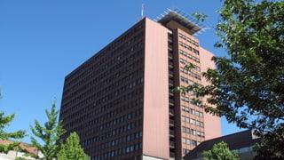 Luzerner Kantonsspital baut Provisorium gegen Platznot