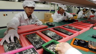 China: Weniger Armut dank Wanderarbeitern