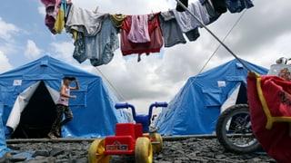 850'000 Ukrainer auf der Flucht