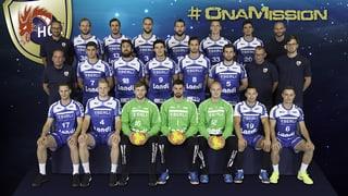 Mit Zuversicht und Verstärkung in die neue Handball-Saison