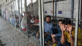Viele Flüchtlinge werden psychisch krank