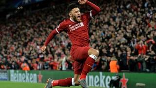 Champions-League – Liverpool e Barcelona gudognan a chasa