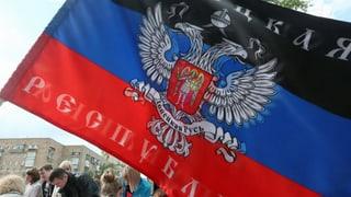 «Die Ostukraine steuert auf einen prekären Status zu»