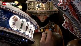 Urige Traditionen auch im Winter  (Artikel enthält Video)