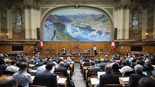 Schon über 30 Parlamentarier haben ihren Rücktritt erklärt