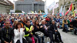 «Marsch per la vita» a Berna