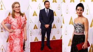 Vorgeschmack auf die Oscars beim «Lunch der Nominierten»